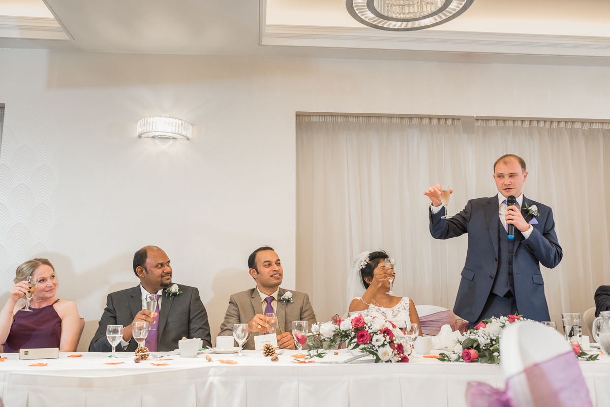 Bromley Court Hotel speeches