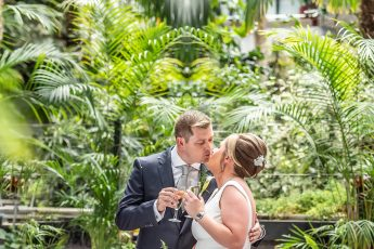 Wedding at the Barbican